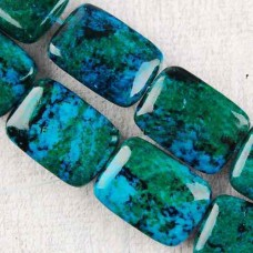 NA-107 Chrysocolla (13x18mm),1 vnt.